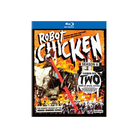 Robot Chicken: Season 6 - Robot Chicken Halloween Episodes