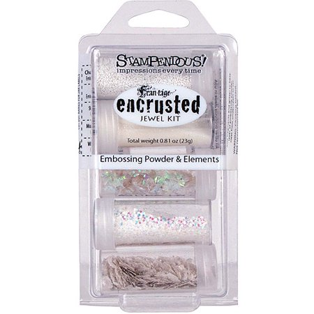 Stampendous Encrusted Jewel Kit