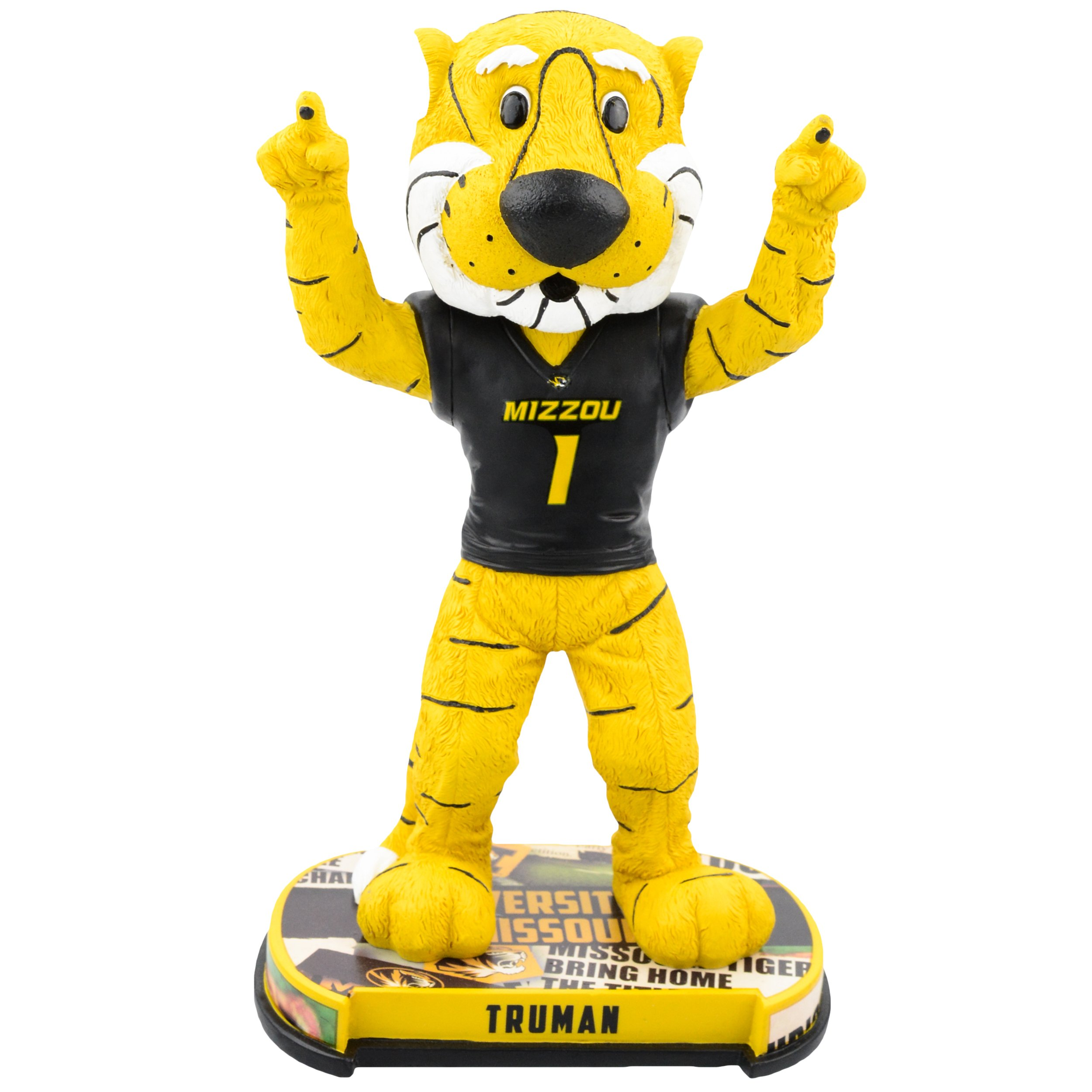 Missouri Tigers Missouri Tigers Headline Special Edition Bobblehead NCAA