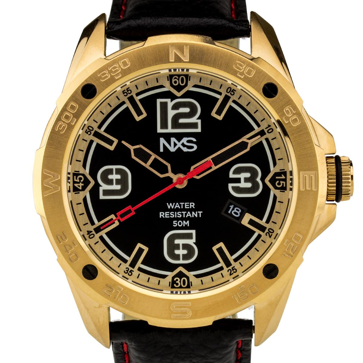 NXS Kadono Men's Sport/Casual Miyota Quartz Watch, Genuin...
