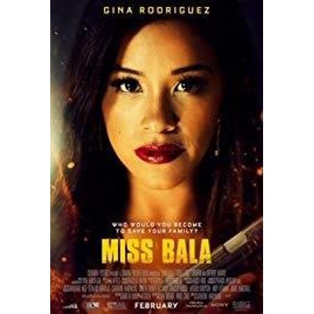Miss Bala (DVD + Digital - Miss Faceplate