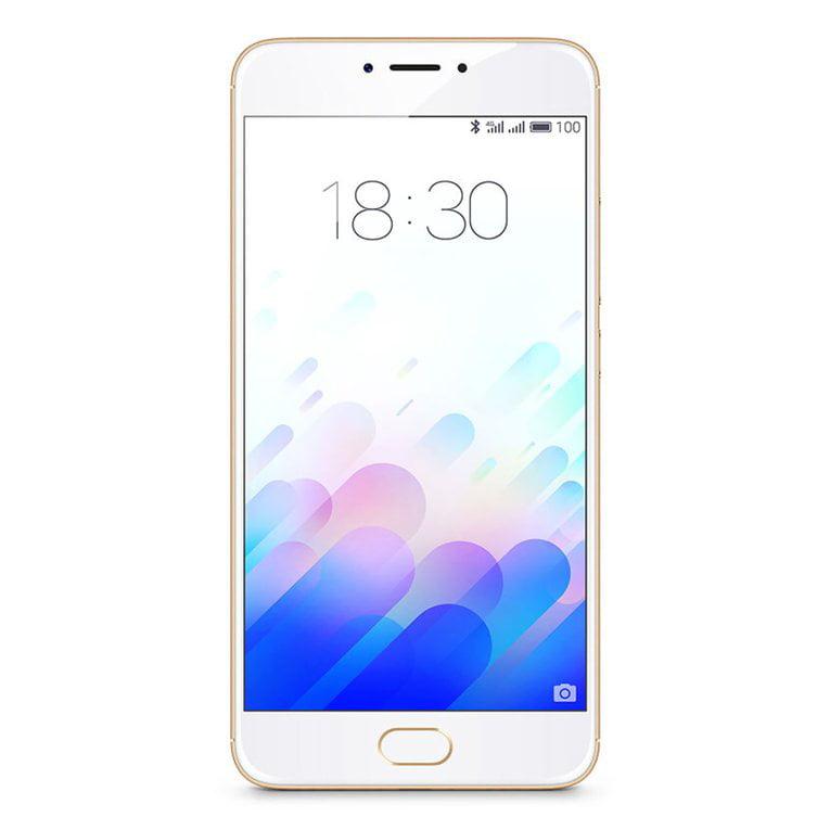 5.5 inch Meizu Meilan Note 3 4G Smart Phone Octa Core Fingerprint 13.0MP Cell