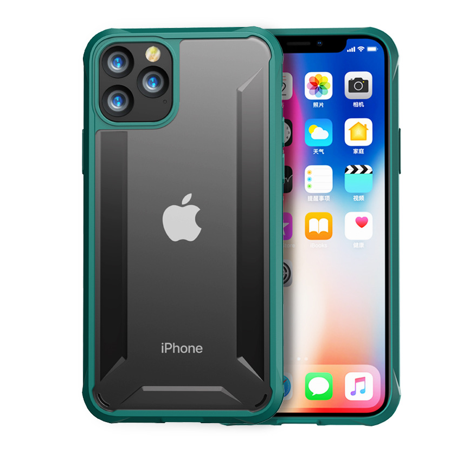 Phone Case for iPhone 11 11 Pro Case Cover Skin-friendly Anti Shock TPU + PC phone Cover for iPhone 11 Pro 2019 New Case