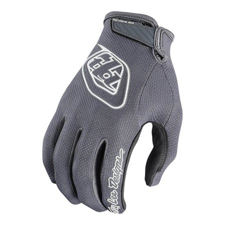 Troy Lee Designs Mountain Bike Full Finger Gloves AIR GLOVE; GRAY MD ()