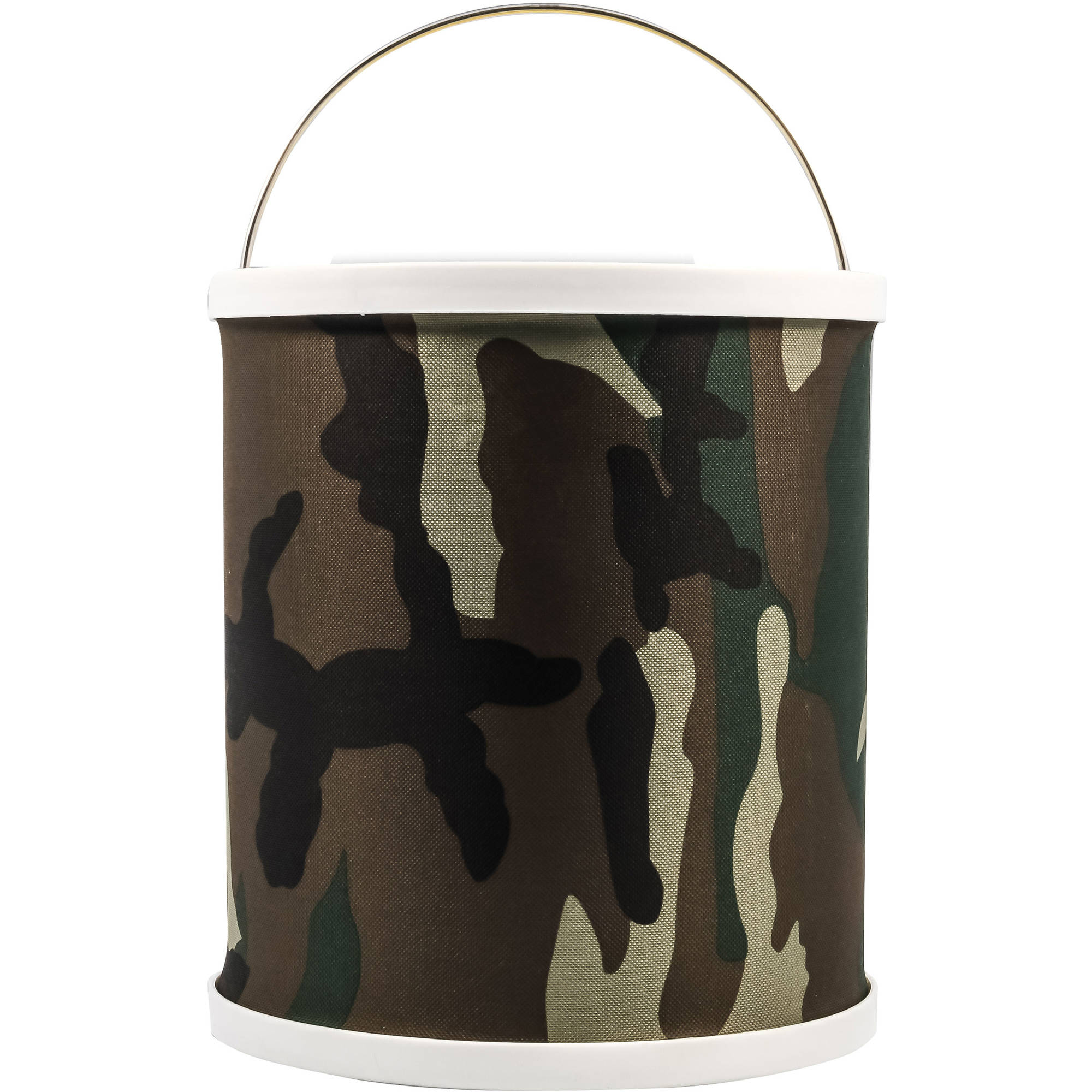 Camco 42994 Collapsible Camo Bucket by Camco