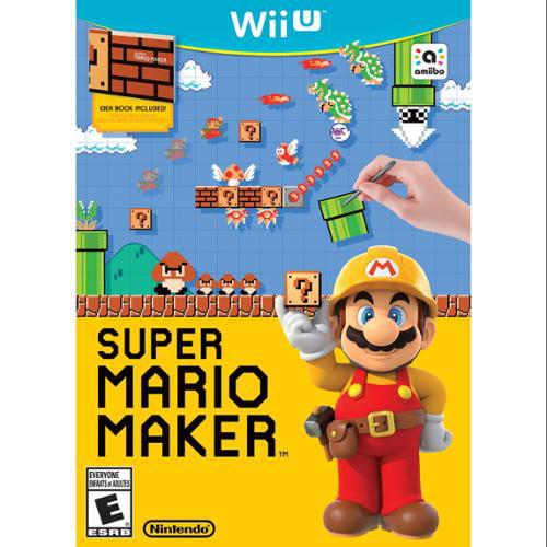 Nintendo Super Mario Maker - Role Playing Game - Wii U (wupqamae)
