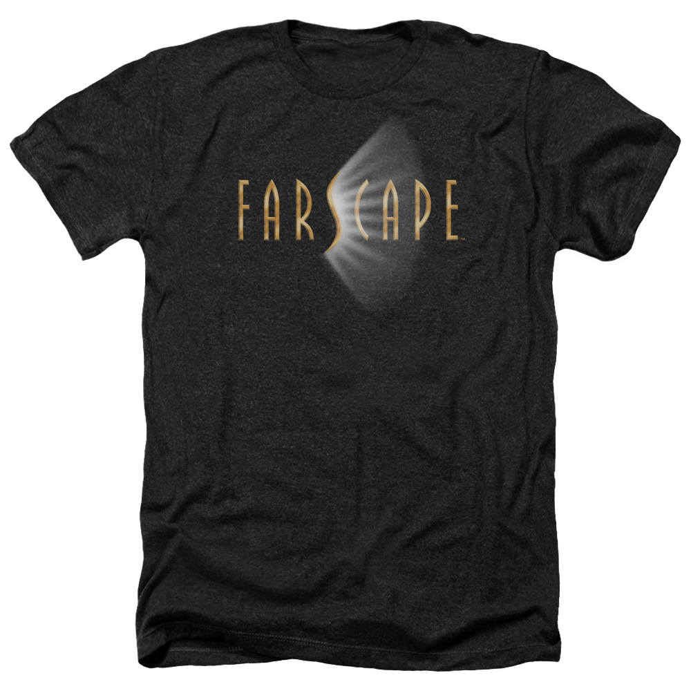 Farscape Logo Mens Heather Shirt