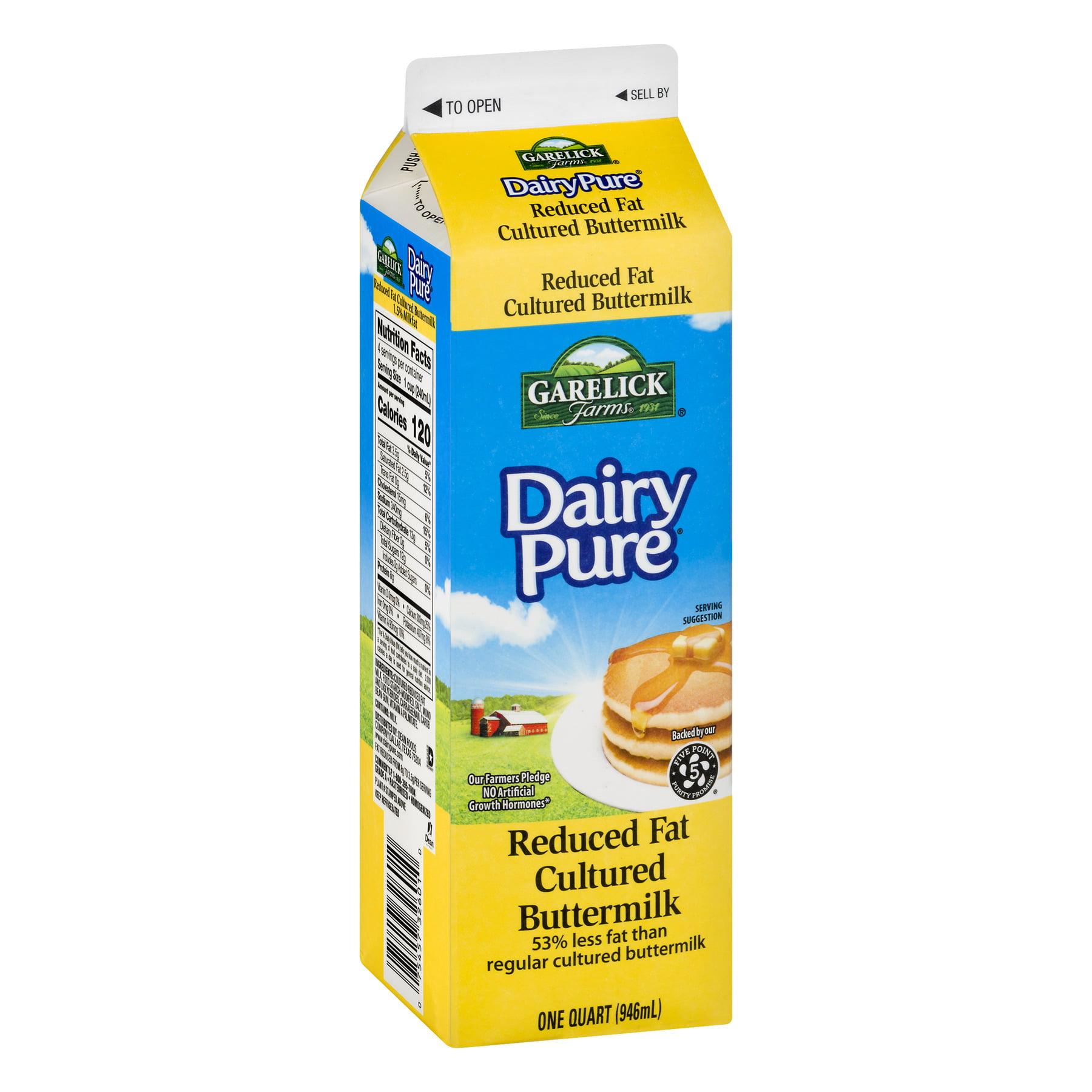 reduced fat buttermilk baking