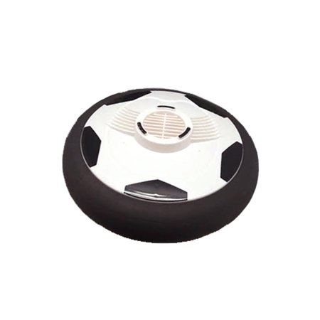 Soccer Football - Hover ball for realistic Football Soccer Indoor or Outdoor Activities, Sports Toys With Foam Bumpers, Equipped With LED Lights