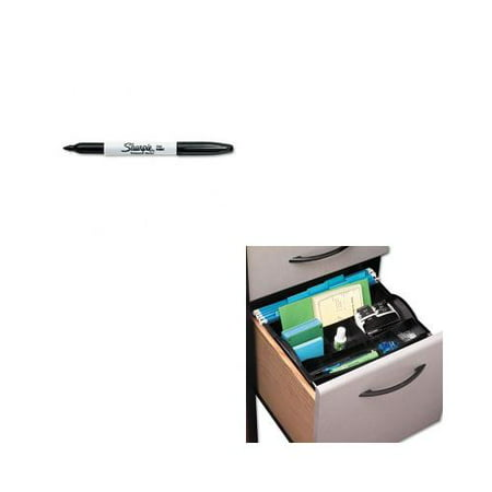 Shoplet best value kit rubbermaid hanging desk drawer - Rubbermaid desk organizer ...