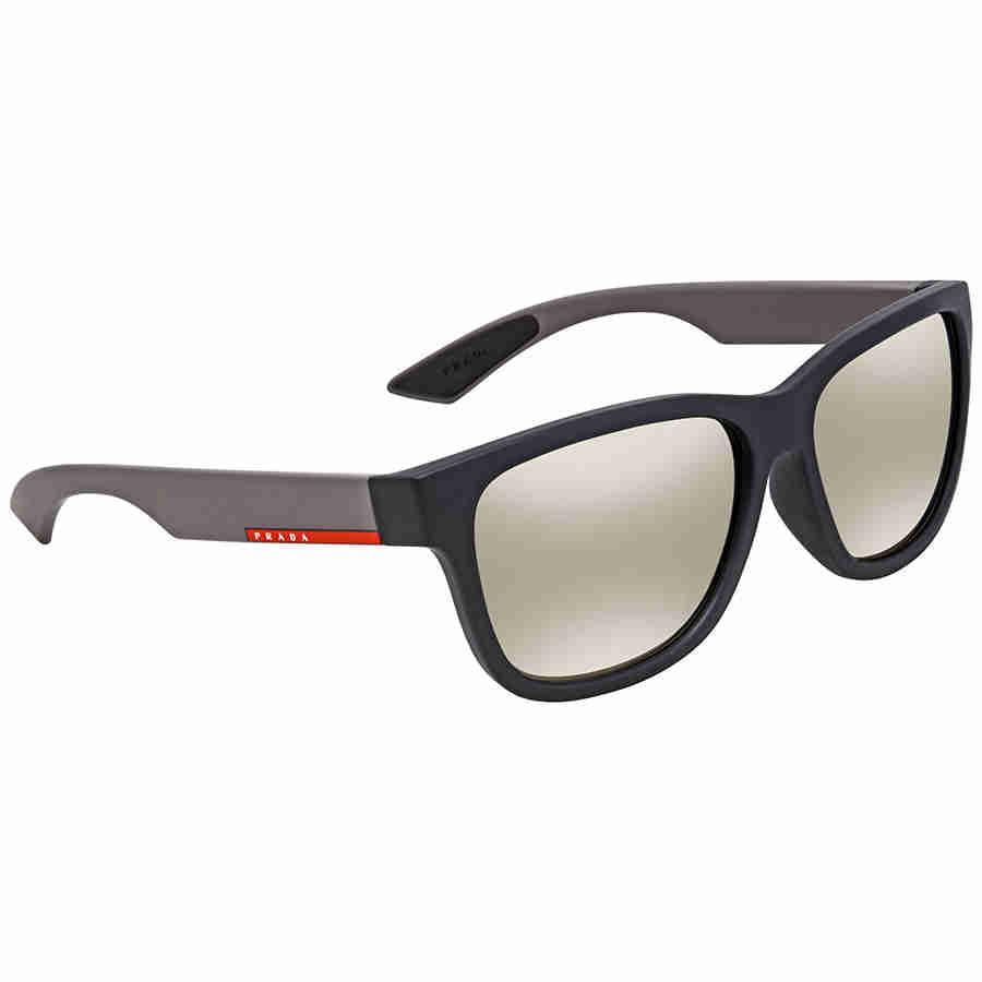 fedc075e414d ... where to buy prada linea rossa light brown mirror gold mens sunglasses  ps03qsf dg01c0 59 38721