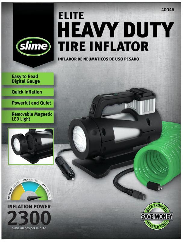 Slime Heavy Duty Elite Tire Inflator - 40046