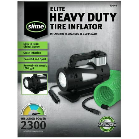 Tube Inflator - Slime Heavy Duty Elite Tire Inflator - 40046