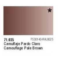 Camouflage Pale Brown New