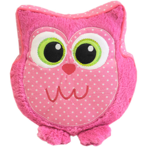 American Kids Owl Decorative Pillow