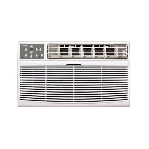 Koldfront WTC14012WCO230V 14000 BTU 230 Volt Through-the-Wall Air Conditioner with Sleep Mode and Remote Control