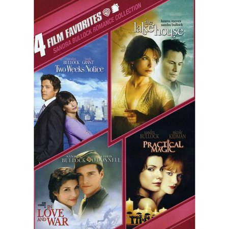 Sandra Bullock Romance Collection  4 Film Favorites  Widescreen