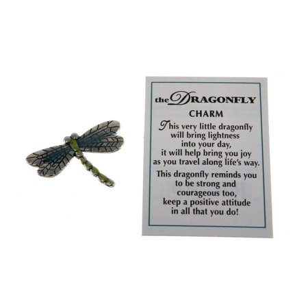 - The Dragonfly Charm Pocket Token