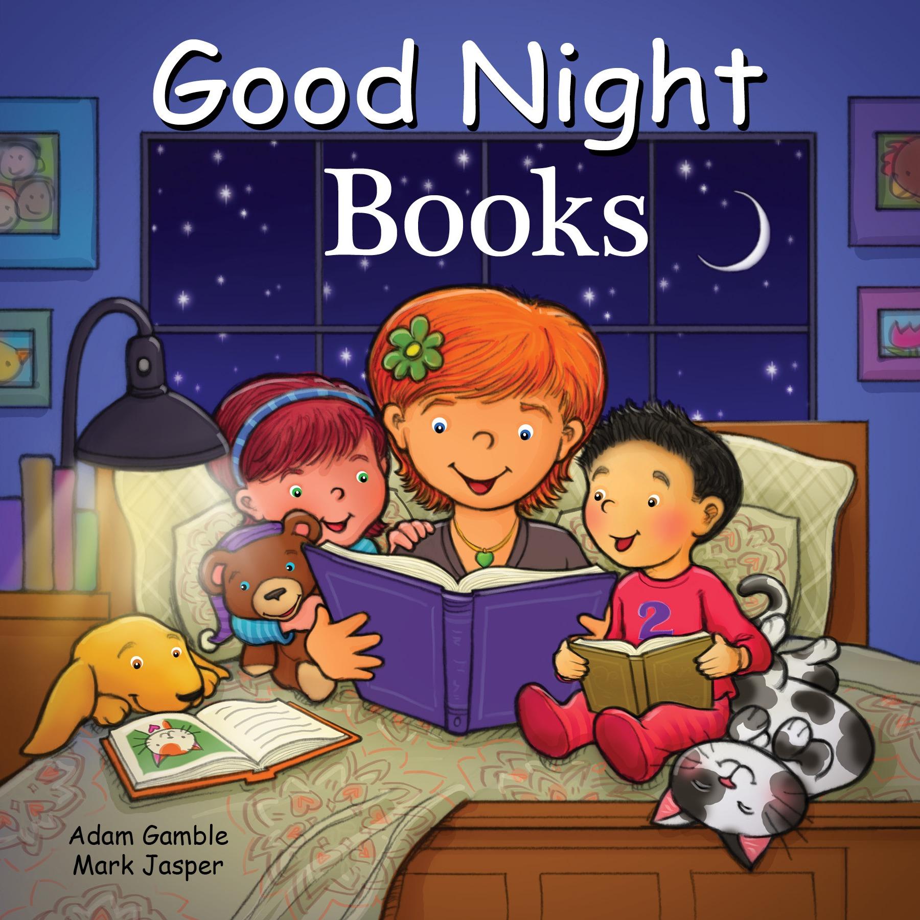 Good Night Books (Board Book)