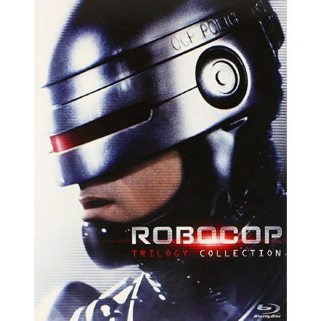 RoboCop Trilogy Collection (Blu-ray) (Jungs Ray Bans)