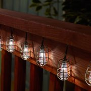 Solar String Light - Cornelius (Pewter) - 20 ct.