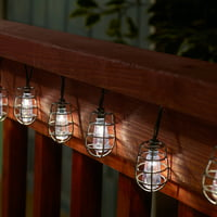 Solar String Light - Cornelius (Pewter) - 20 ct.