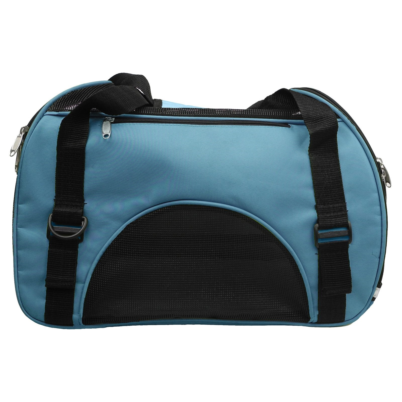 Airline Approved Altitude Force Sporty Zippered Fashion Pet Carrier by Pet Life