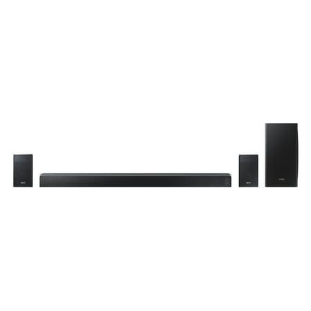 SAMSUNG 7.1.4 Channel 512W Soundbar System with Wireless Subwoofer - HW-Q90R/ZA