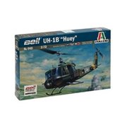 Italeri Models Bell UH-1B Huey Kit