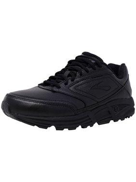 Brooks Men's Addiction Walker Black Ankle-High Leather Walking Shoe - 7WW
