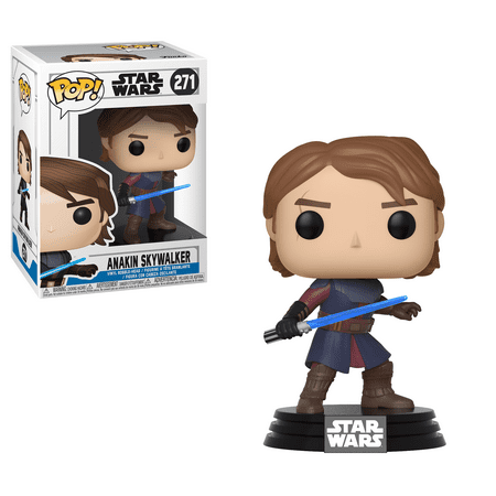 Funko POP Star Wars: Clone Wars - - Anakin As A Kid