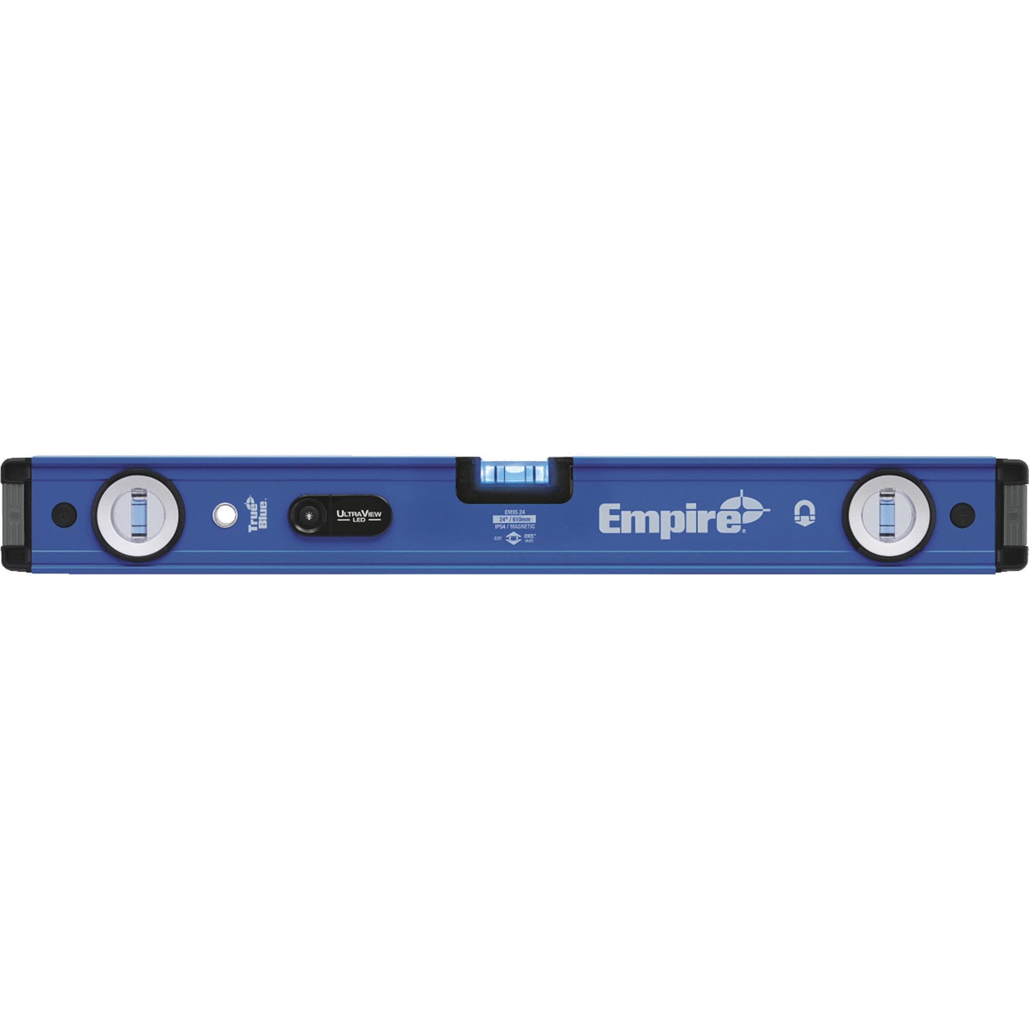 Empire True Blue UltraView LED Box Level