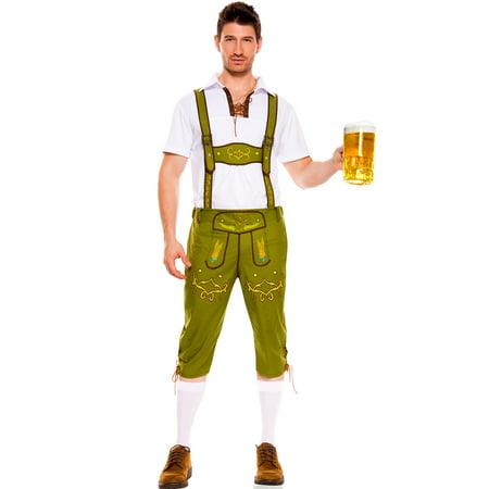 Mr. Oktoberfest Costume, Mens Beerfest Costume