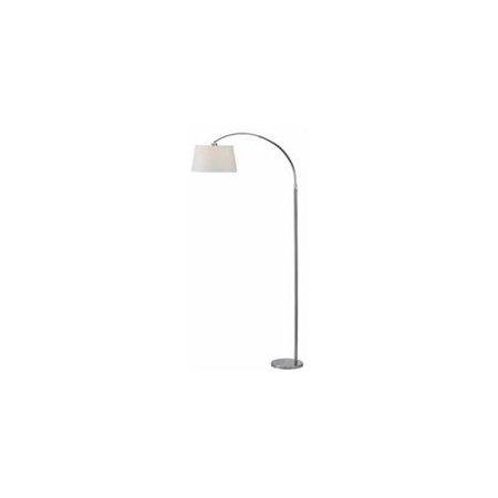 Canarm curve 1 light floor lamp walmartcom for Curva 2 floor lamp
