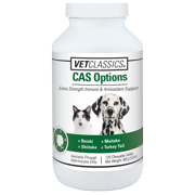 VetResources CAS Options 120 Tablets
