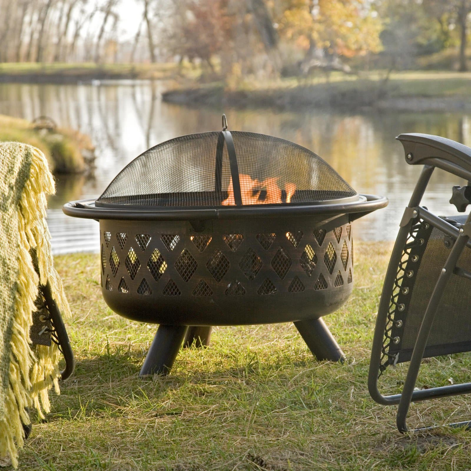 Summary Of Customer Reviews List For Outdoor Heating Fire Pits