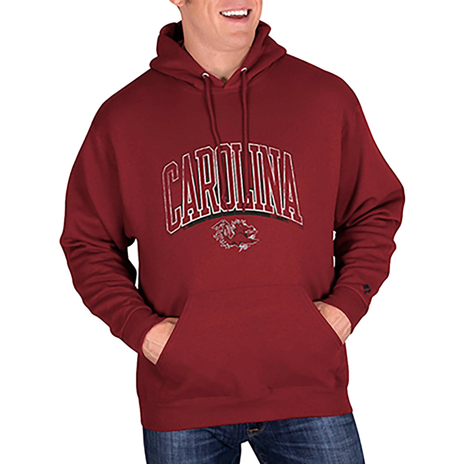 NCAA South Carolina Gamecocks Big Mens Classic-Fit Pullover Hood