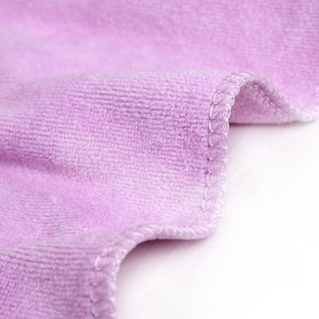 3PCS Random Color Microfiber Cleaning Cloth Thicken Soft Towel Bowl/Cup/Pot Clean Cloth Bathroom Kitchen Accessories - image 6 of 8