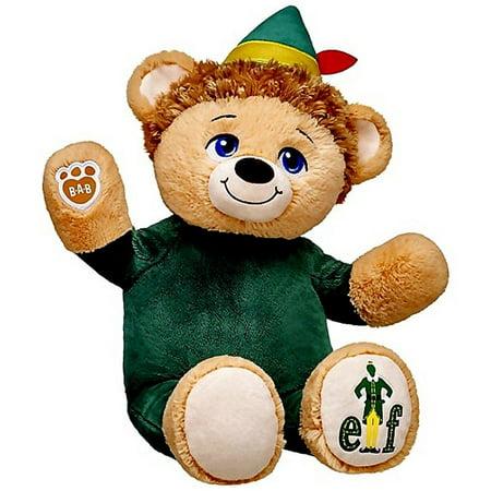 Build a Bear Workshop Buddy the Elf Teddy 16