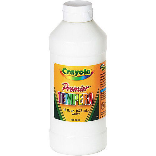 Crayola Premier Tempera Paint, 16 oz, Available in Multiple Colors