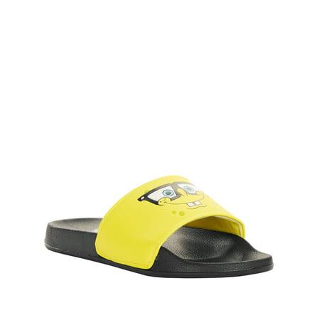 Spongebob Boys' Soccer Slide