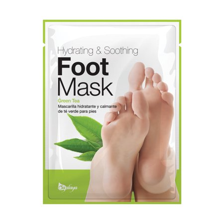 GREEN TEA - Hydrating & Soothing - Foot Mask -