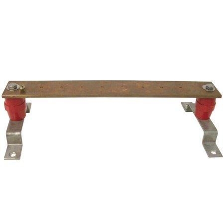 """TerraWave - Ground bar (2""""x14"""") w/ mounting hardware"""
