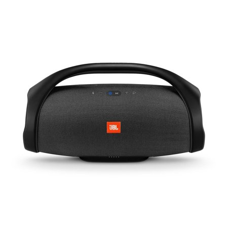 jbl boombox black open box portable bluetooth speaker. Black Bedroom Furniture Sets. Home Design Ideas