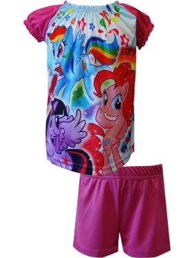 f3bcb23a9 My Little Pony Girls Pajamas   Robes - Walmart.com