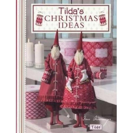 Tilda's Christmas Ideas - Christmas Dressing Up Ideas