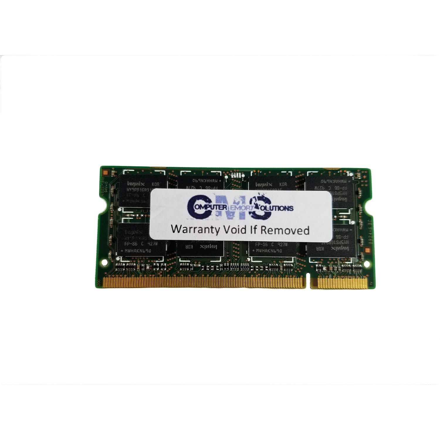 "2Gb (1X2Gb) Memory Ram Compatible Aspire One 532H-2326 Netbook Nav50 10.1"" By CMS A38"