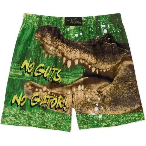 Swamp People Men's Boxers
