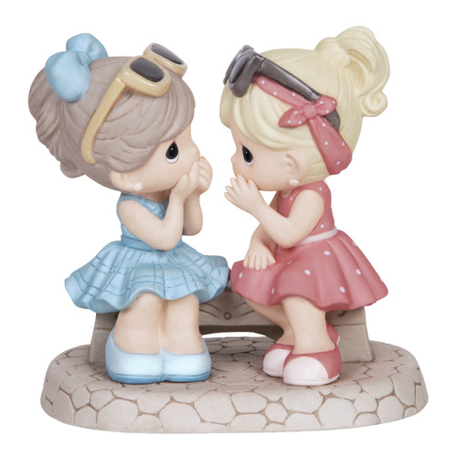 precious moments thats what friends are for figurine