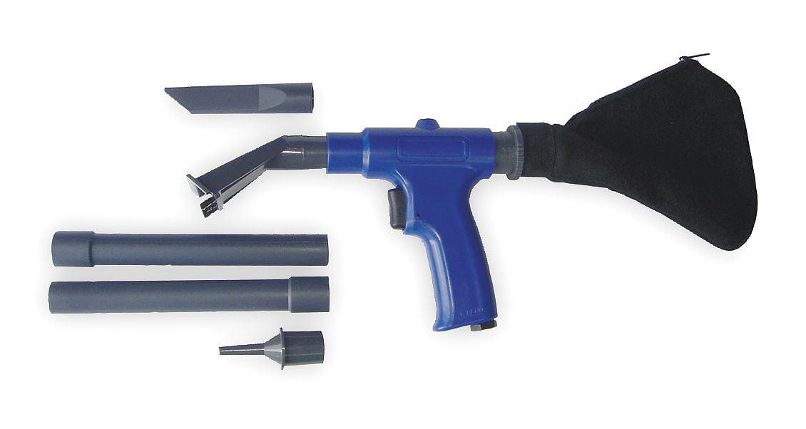 Westward Plastic Pistol Grip Air Gun Kit; Max. Inlet Pressure: 150 psi 2ZYE6 by WESTWARD
